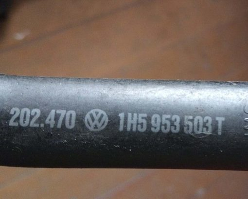Стрекоза Volkswagen Golf 3 правая часть 1H5953503T - купить в Минске