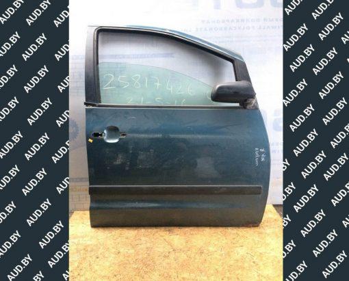Дверь Volkswagen Sharan 7M передняя правая