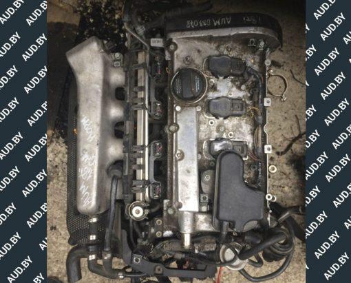 Двигатель AUM 1.8T снят с Volkswagen golf 4