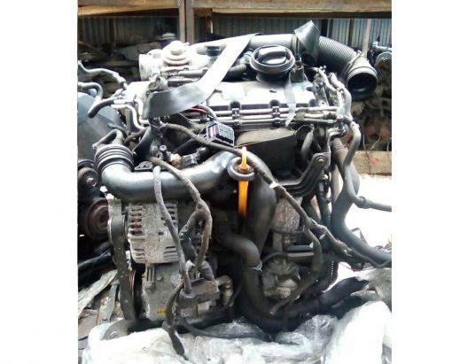 Двигатель BKC 1.9 TDI