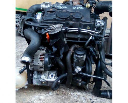 Двигатель BLS 1.9 TDI