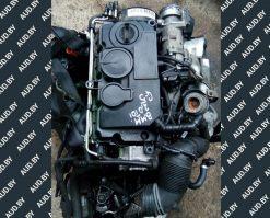 Двигатель BMM 2.0 TDI