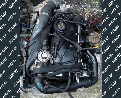 Двигатель BXE 1.9 TDI