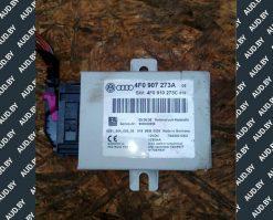 Блок контроля давления шин Audi A6 C6 4F0907273A