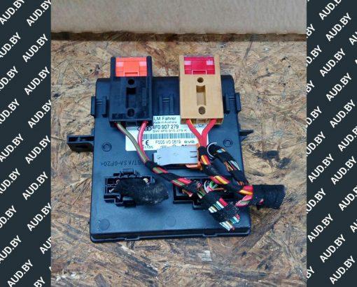Блок управления бортовой сети Audi A6 C6 4F0907279
