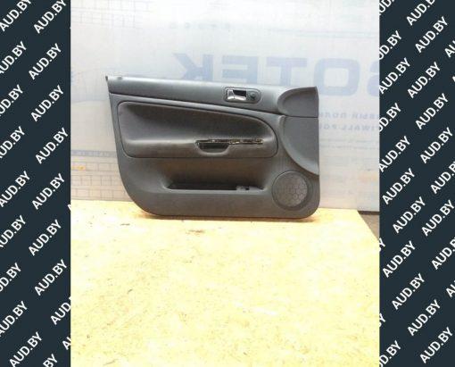 Обшивка двери передняя левая Volkswagen Passat B5 3B0867011