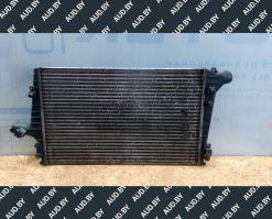 Радиатор интеркуллера Audi A6 C5 2.5 TDI 4B0145805A