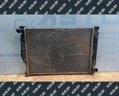 Радиатор основной Audi A6 C5 2.5 TDI механика