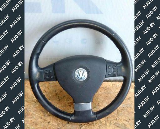 Руль Volkswagen Touran с кнопками 2003-2010