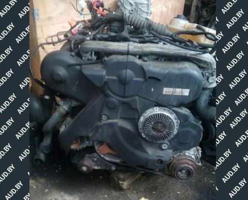 Двигатель BDG 2.5 TDI Audi A6 C5, A4 B6, Vw Passat B5