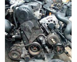 Двигатель BGW 2.0 TDI Volkswagen Passat B5