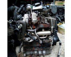 Двигатель BMP 2.0 TDI Passat B6