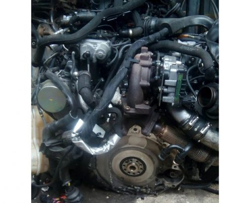 Двигатель BPP 2.7 TDI Audi A6 C6 Audi A4 B7