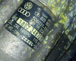 Компрессор кондиционера Volkswagen Golf 4 1J0820803J