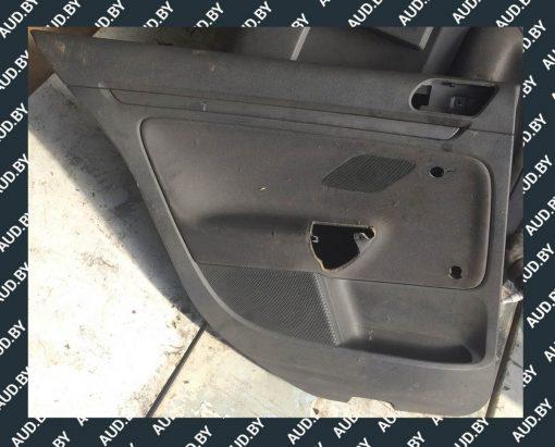 Обшивка двери Volkswagen Golf 5 задняя левая хетчбек, год выпуска 2003-2009
