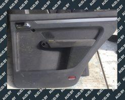 Обшивка двери Volkswagen Touran задняя правая