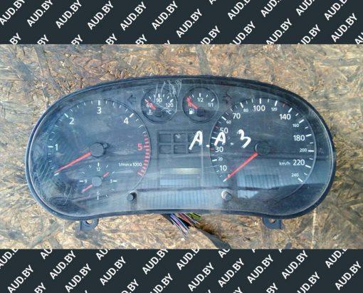 Панель приборов Ауди А3 8L0919860B