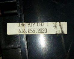Панель приборов Фольксваген Гольф 3 1H6919033L