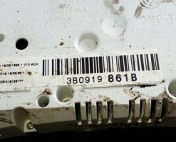 Панель приборов Фольксваген Пассат Б5 3B0919861B