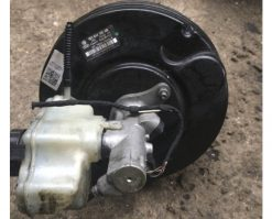 Усилитель тормозов вакуумный Volkswagen Golf 5, Plus, Octavia A5, Audi A3 8P1, Toledo 3 2004-2009 1K1614105AN