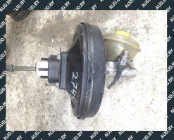 Усилитель тормозов вакуумный, маркировка - 4A0612105Q, ставится на Audi 100 C4, Audi A6 C4, Audi 80 B4.