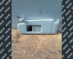 Козырек солнцезащитный левый 1K0857551D - купить в Минске