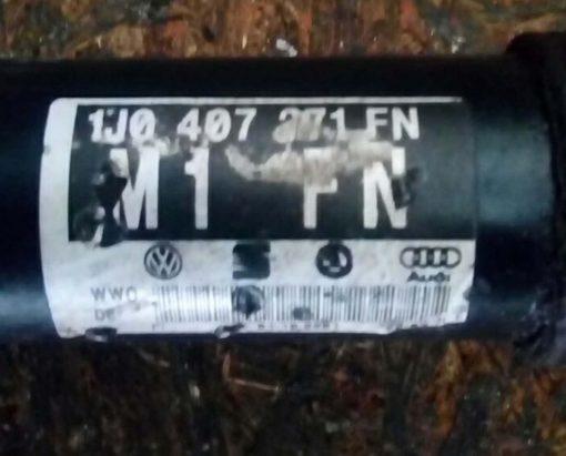 Полуось передняя левая Фольксваген Гольф 4 1J0407271FN на aud.by