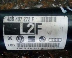 Полуось передняя правая Ауди А6 С5 4B0407272F автомат - на aud.by