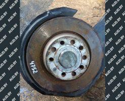 Тормозной диск задний Фольксваген Пассат Б6 - купить в Минске
