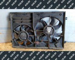 Диффузор радиатора 1K0121207AA - купить на разборке в Минске