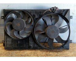 Диффузор радиатора 1K0121207T - купить на разборке в Минске