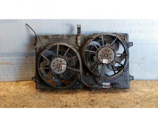 Диффузор радиатора 7M3121203 - купить на разборке в Минске