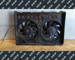 Диффузор радиатора Ауди С4 4A0121207F - купить в Минске