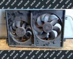 Диффузор радиатора Фольксваген Гольф 4 1J0121207M - купить в Минске