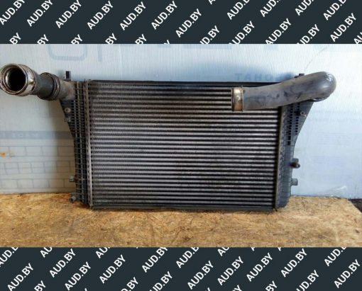 Радиатор интеркулера 3C0145805R - купить на разборке в Минске