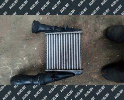 Радиатор интеркулера правый Фольксваген Пассат Б5 3B0145806 купить в Минске