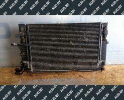 Радиатор кондиционера Ауди А4 Б5 - купить на разборке в Минске