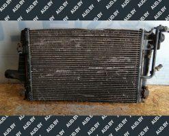 Радиатор кондиционера Audi A6 C5 2.5 TDI