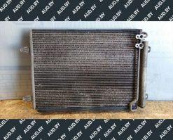 Радиатор кондиционера Фольксваген Пассат Б6 2.0 TDI купить в Минске