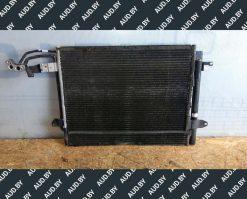 Радиатор кондиционера Фольксваген Туран 1T0820191A купить в Минске