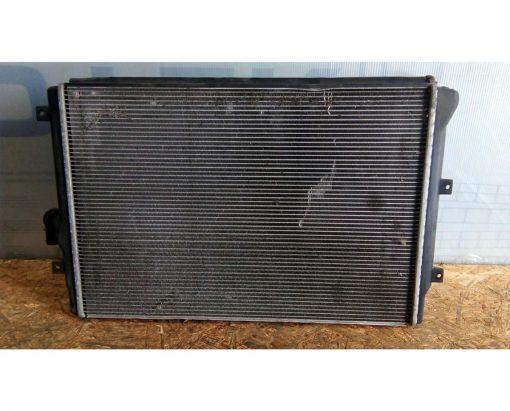 Радиатор основной 1K0121251N - купить на разборке в Минске