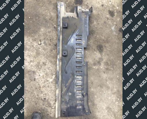 Защита антигравийная правая задняя Фольксваген Т5 7H0825210D купить в Минске