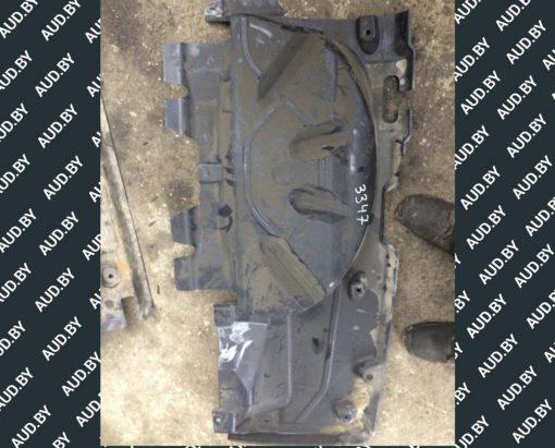 Защита антигравийная запасного колеса Volkswagen T5 7H0825194D купить в Минске