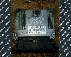 Блок управления двигателем Volkswagen Passat B6 2.0 TDI 03G906021NK