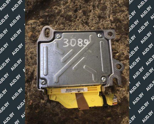 Блок управления подушками безопасности Volkswagen Phaeton 3D0909601E