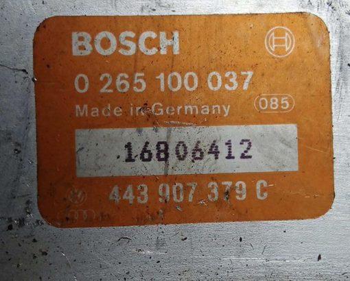 Блок управления ABS Audi 100 C3 / C4 443907379C - купить в Минске