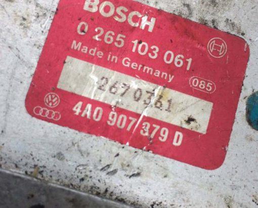 Блок управления ABS Audi 80 B4 4A0907379D - купить в Минске