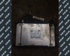Блок управления ABS Фольксваген Пассат Б3 1H0907379D купить в Минске