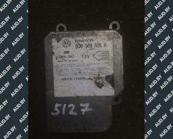 Блок управления AIRBAG 6Q0909605A - купить на разборке в Минске