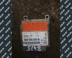 Блок управления AIRBAG Audi A4 B5 8D0959655M - купить в Минске